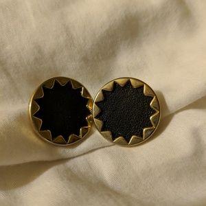 House of Harlow 1960 classic earrings